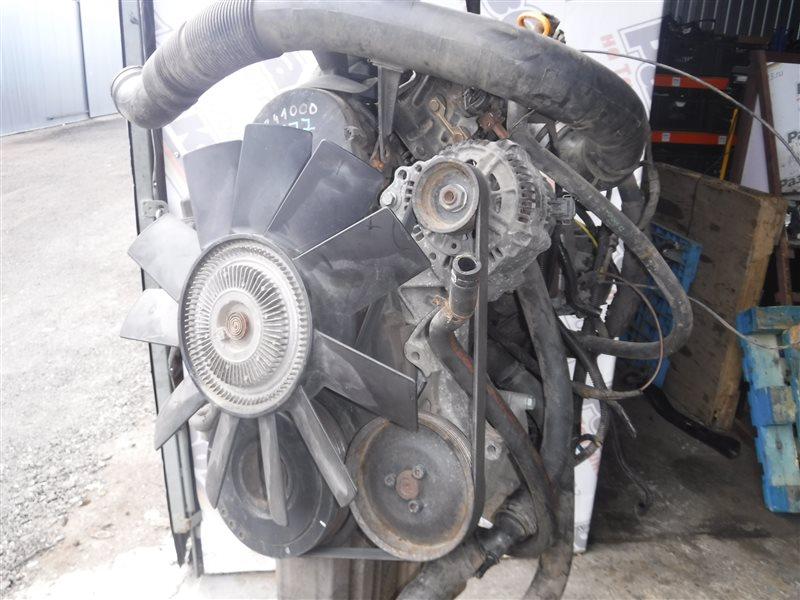 Двигатель Vw Lt 28 2D AGX 2002