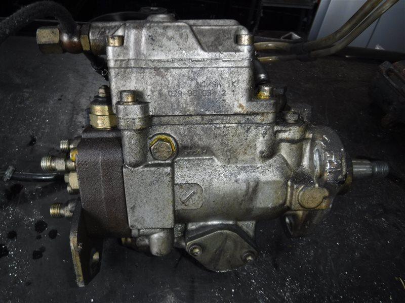 Топливный насос тнвд Vw Passat B4 3A2 1Z 1995