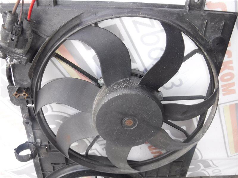 Вентилятор радиатора Vw Golf 5 1K1 BSE 2006