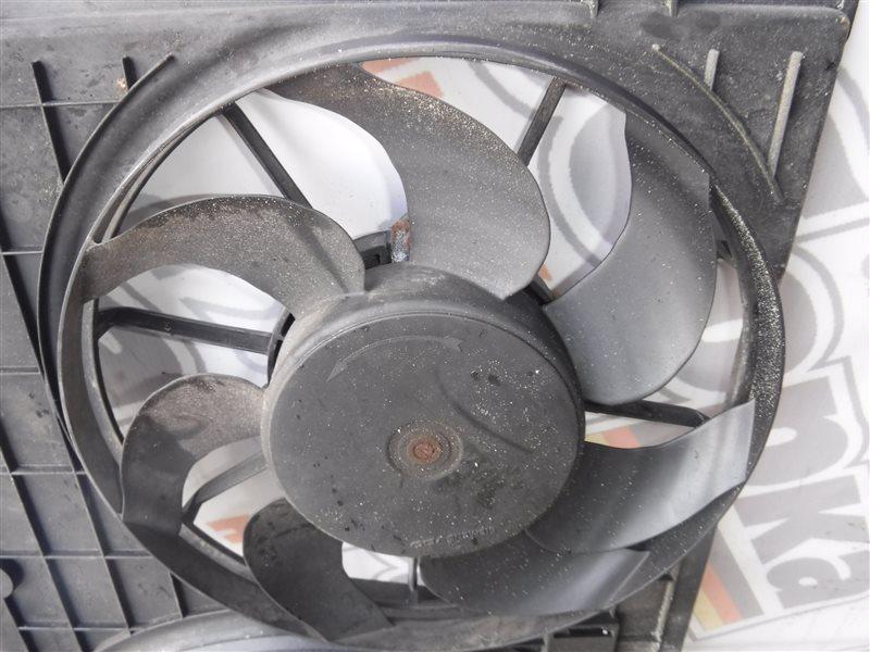 Вентилятор радиатора кондиционера Vw Golf 5 1K1 BSE 2006