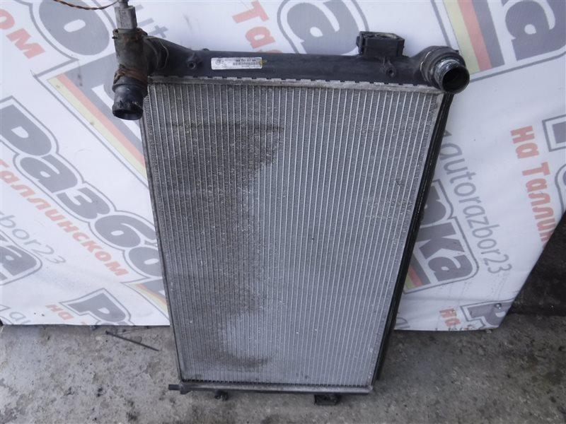 Радиатор двс Vw Golf 5 1K1 BSE 2006