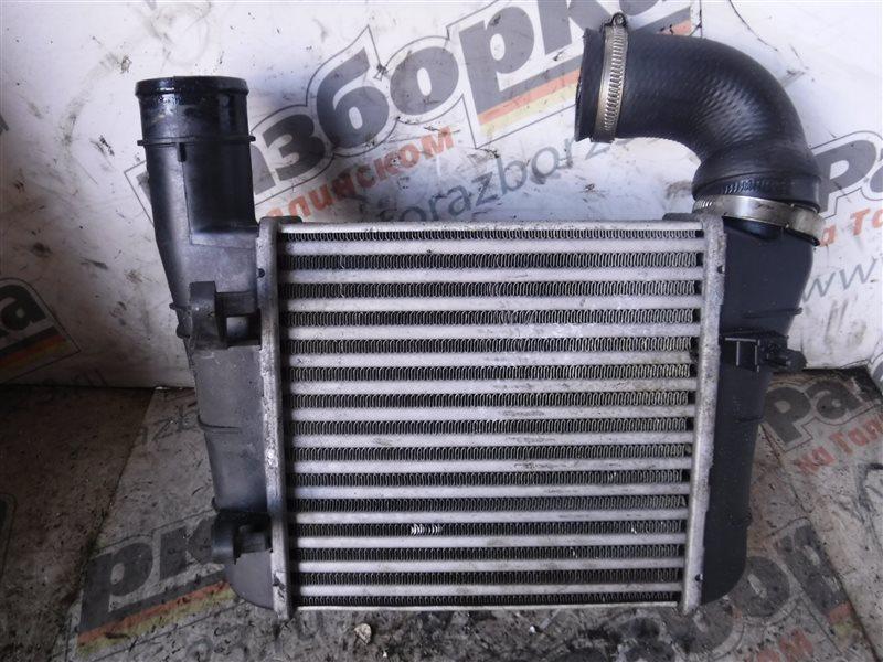 Радиатор интеркулера Audi A4 B6 AWX 2003