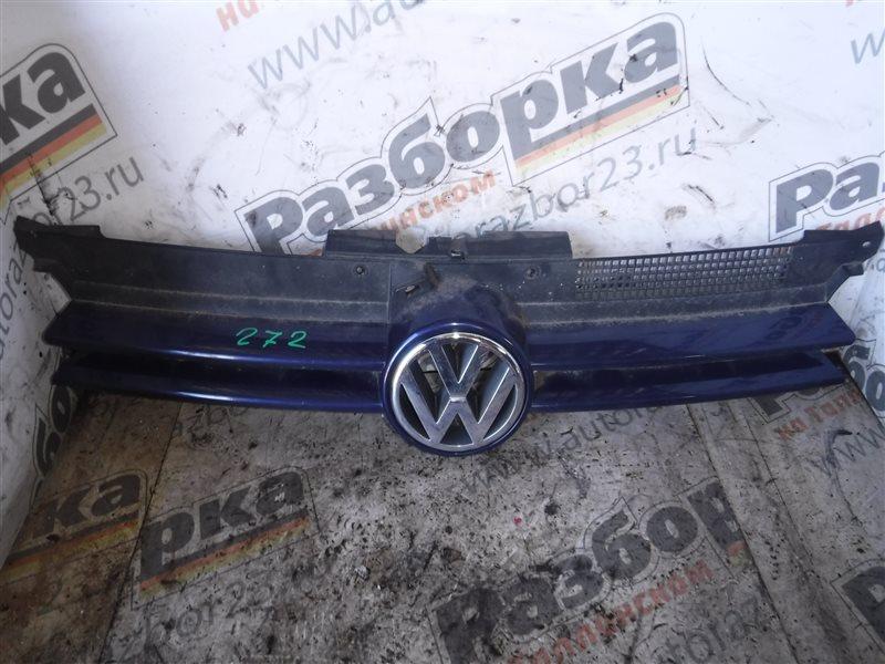 Решетка радиатора Vw Golf 4 1J1 AGR 2000 передняя