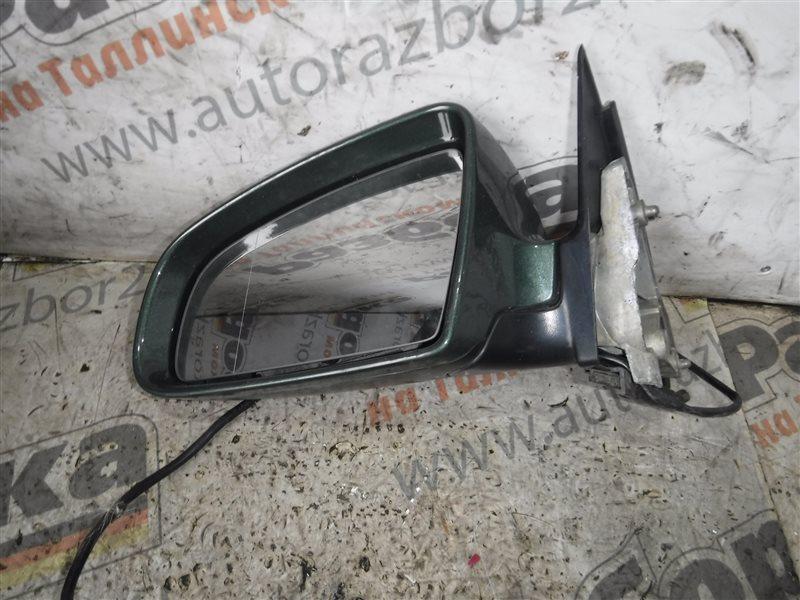 Зеркало Audi A4 B6 AVF 2003 переднее левое