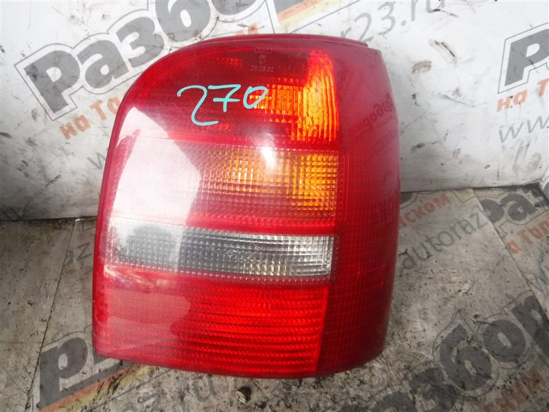 Фонарь задний Audi A4 B5 ADR 1995 задний правый