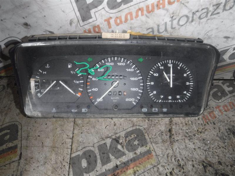 Панель приборов Vw Transporter T4 7DB AAB 1994