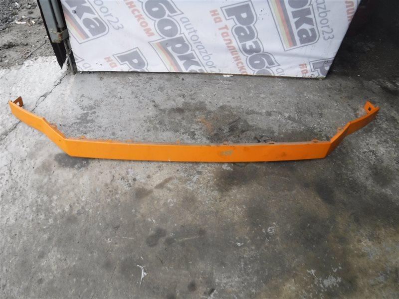 Накладка на решетку радиатора Vw Crafter 2E0 CKUB 2012 передняя