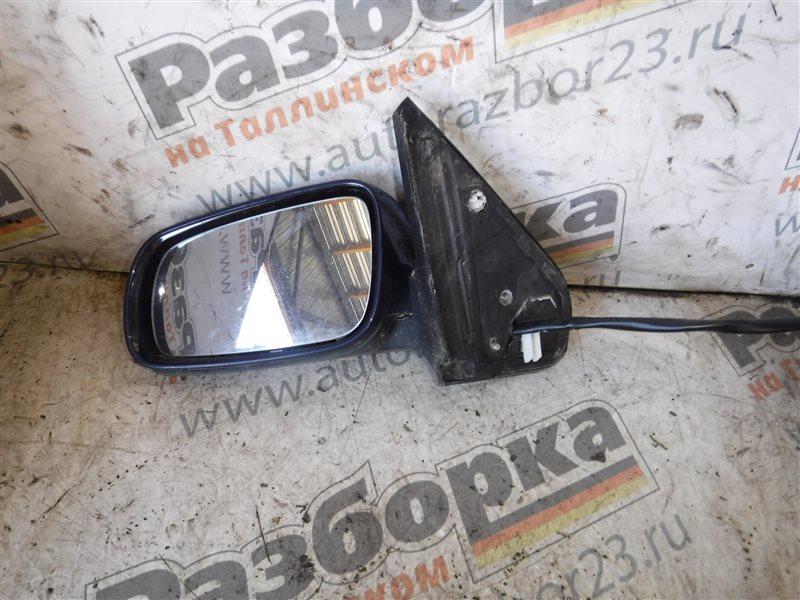 Зеркало Vw Golf 4 1J1 AXP 2001 переднее левое