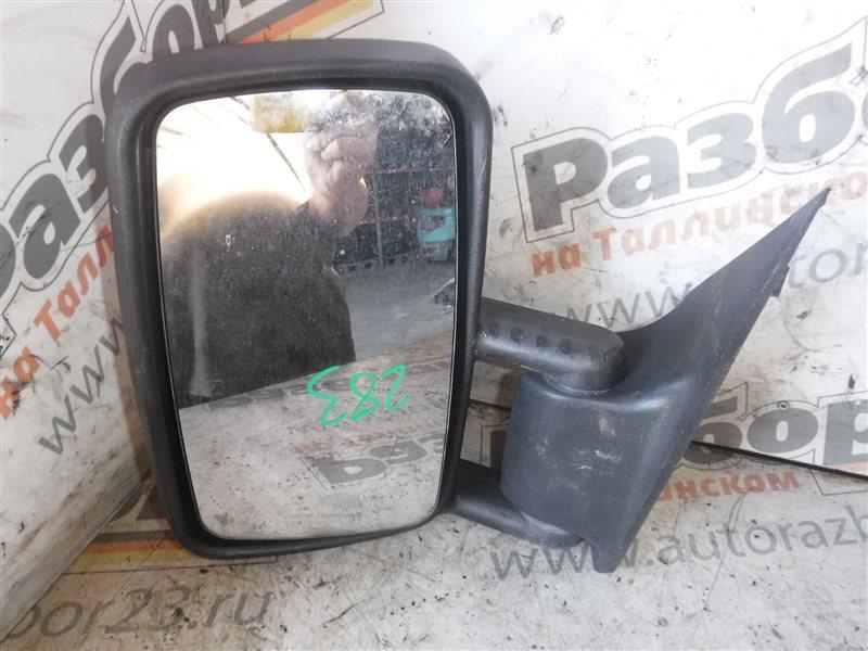 Зеркало Vw Lt 2D BBF 2003 переднее левое