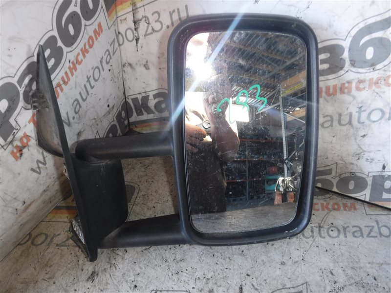 Зеркало Vw Lt 2D BBF 2003 переднее правое