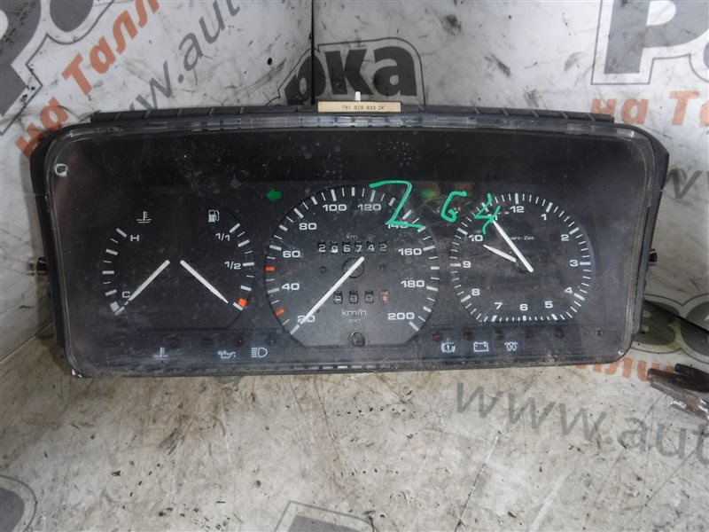 Панель приборов Vw Transporter T4 7DB AAB 1995