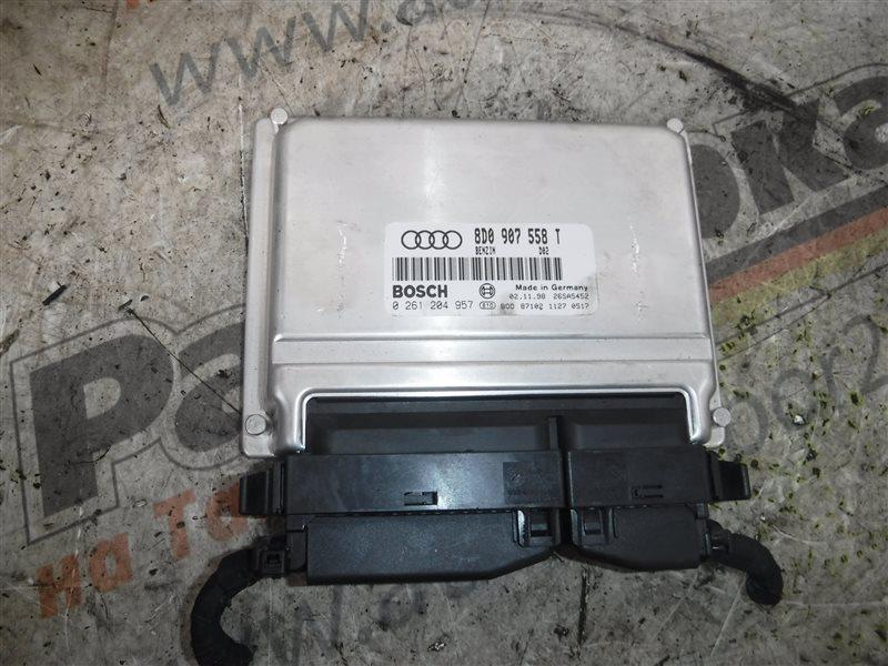 Блок управления двигателем эбу Audi A4 B5 ADR 1995