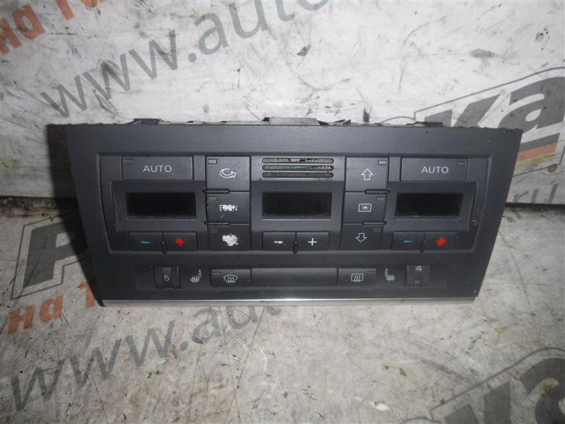 Блок управления климат-контролем Audi A4 B6 AWX 2003