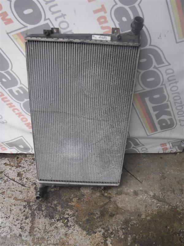 Радиатор двс Vw Passat B6 3C5 BMP 2008