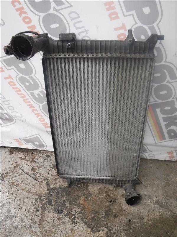 Радиатор интеркулера Vw Passat B6 3C5 BMP 2008