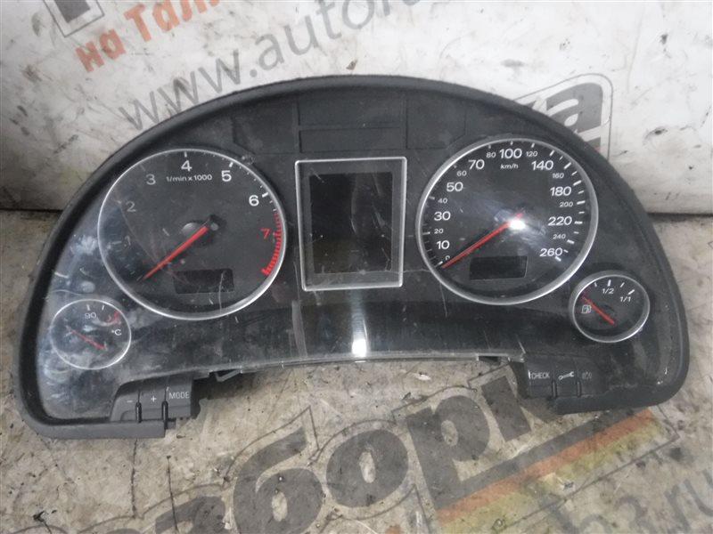Панель приборов Audi A4 B6 ALT 2003