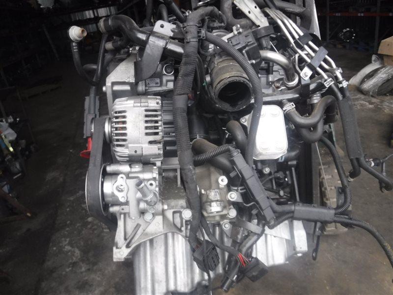 Двигатель Vw Crafter 2E0 CKTC 2014