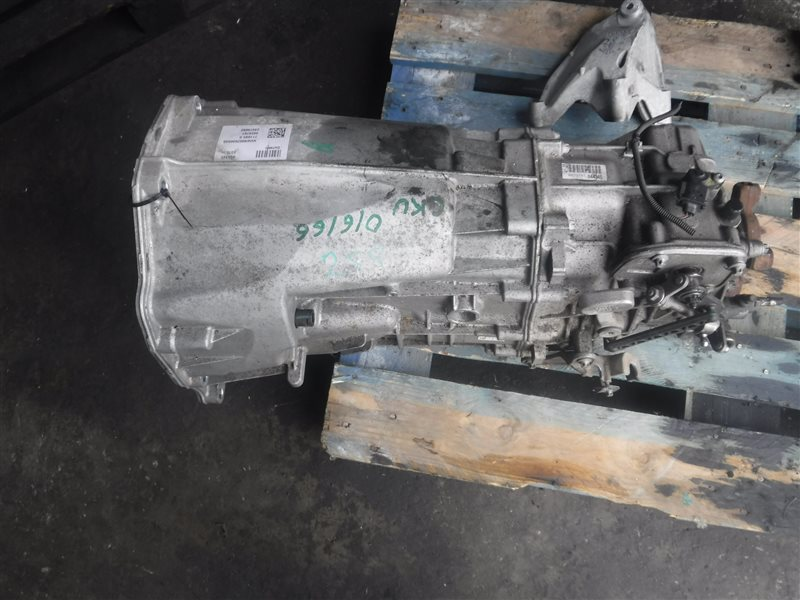 Коробка переключения передач мкпп Vw Crafter 2E0 CKTC 2014