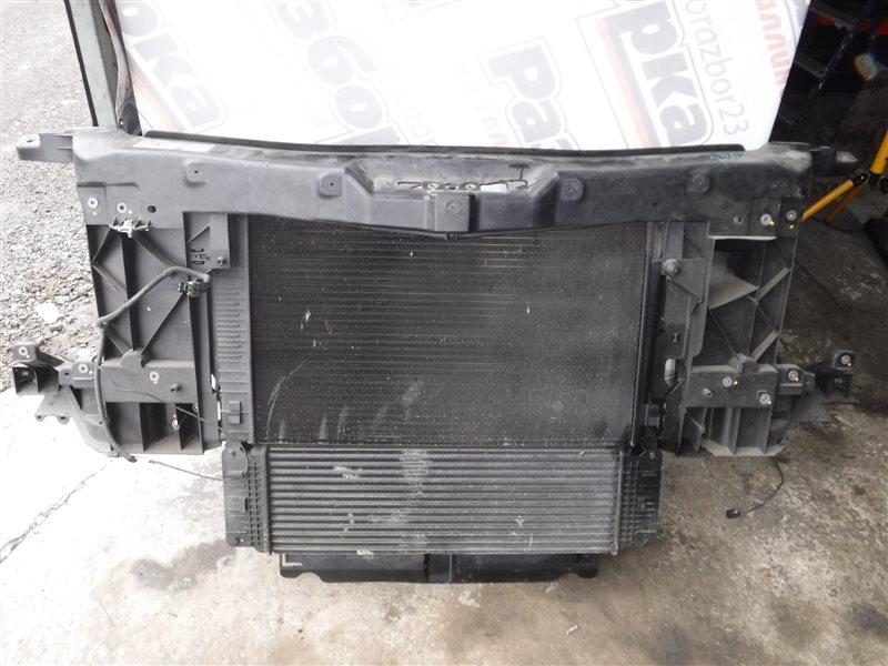 Панель передняя кузовная Vw Crafter 2E0 CKTC 2014 передний