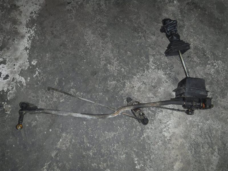 Кулиса переключения кпп Vw Transporter T4 7DB AAB 1991