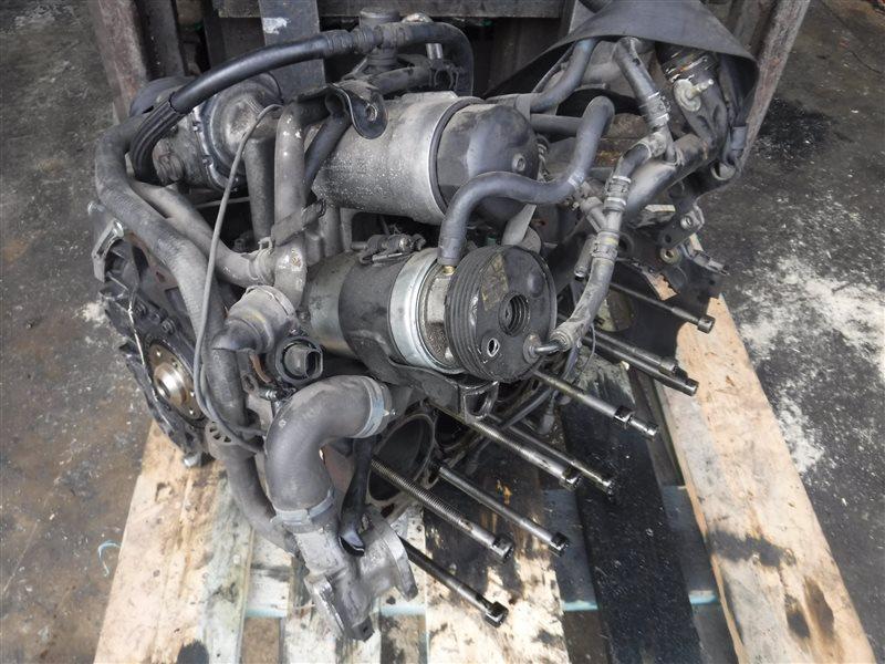 Блок двигателя Vw Passat B5 3B5 ATJ 1998