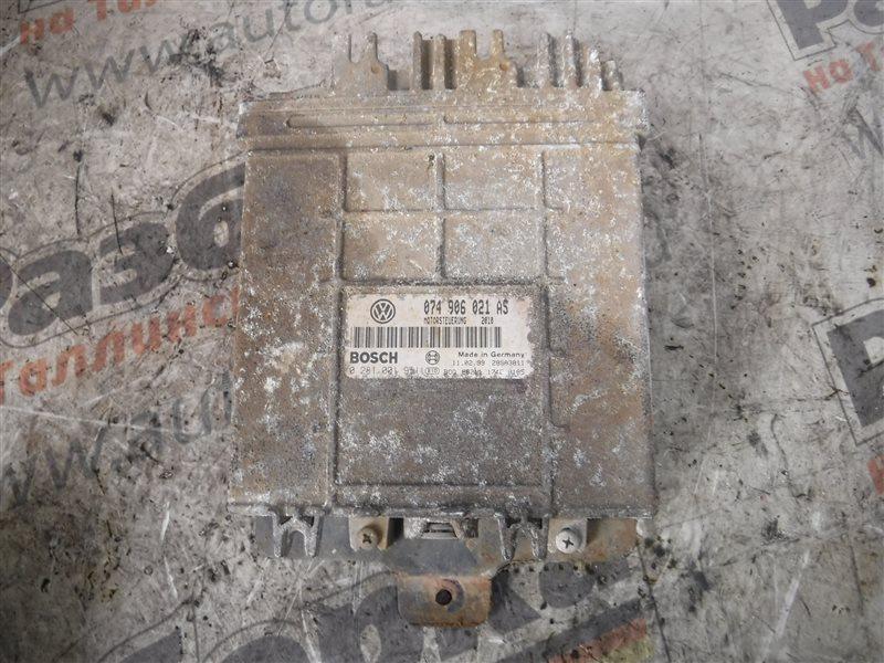 Блок управления двигателем эбу Vw Lt 2D AGX 2002