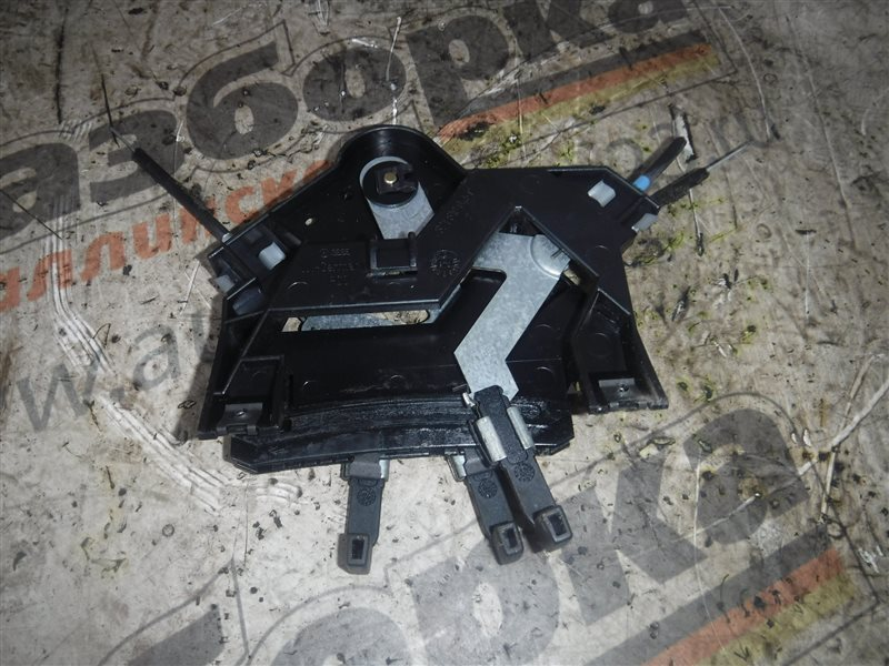 Блок управления отопителем Vw Transporter T4 7DB AAB 1991