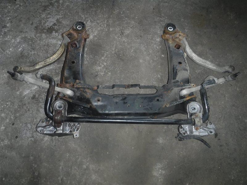 Балка подвески ( подрамник ) Audi A4 B6 AWX 2003 передняя