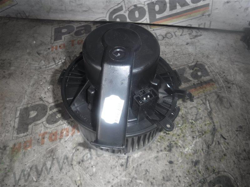 Моторчик отопителя Vw Crafter 2E0 CKUB 2012