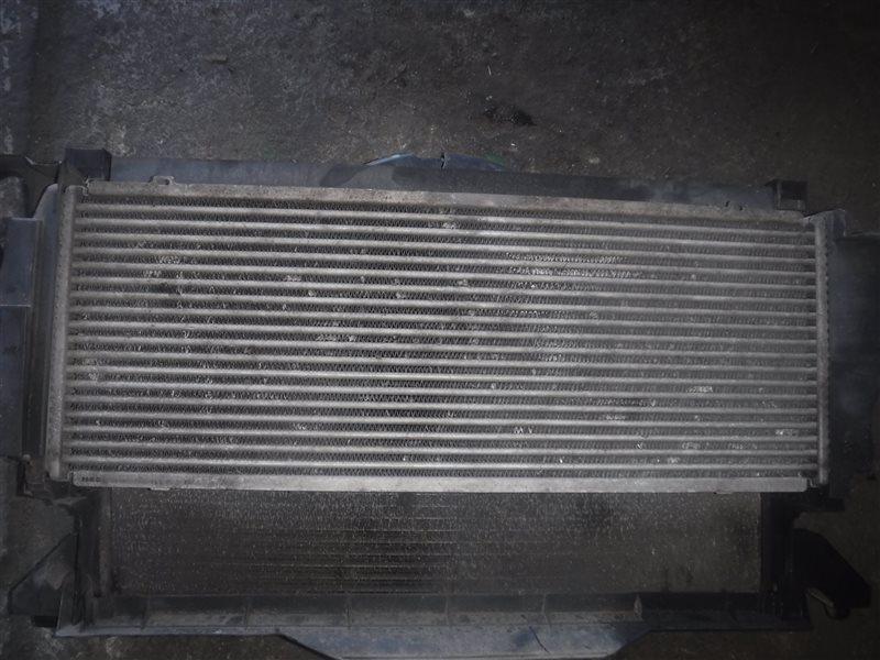 Радиатор интеркулера Vw Lt 2D BBF 2003