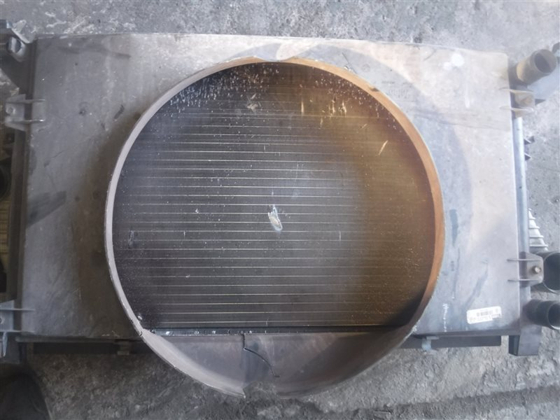 Радиатор двс Vw Lt 28 2D AGX 2002