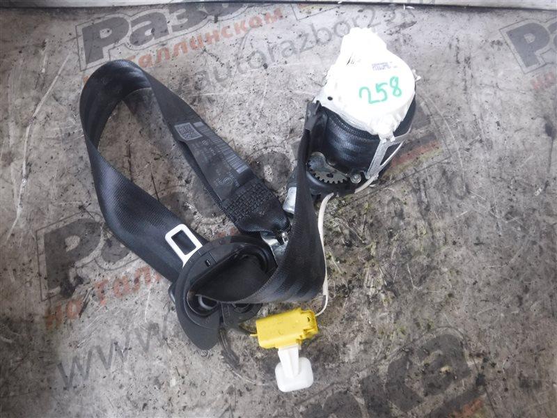 Ремень безопасности Seat Leon 1P1 CBZ 2013 передний левый