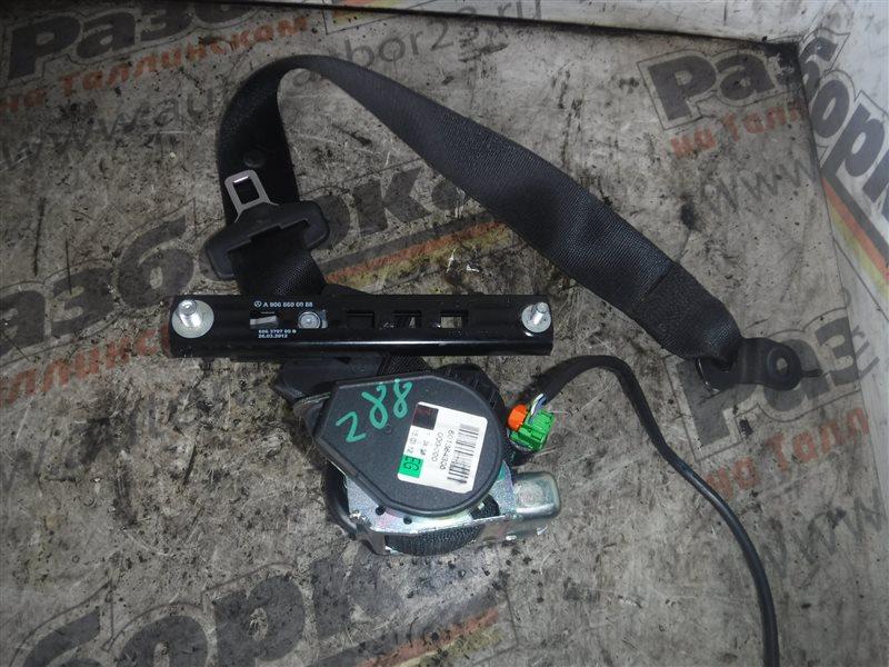 Ремень безопасности Vw Crafter 2E0 CKUB 2012