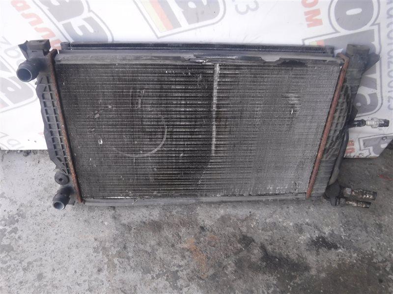 Радиатор двс Vw Passat B5 3B5 ADR 1996