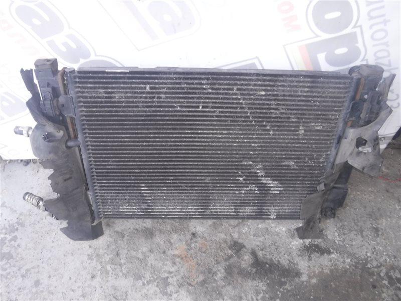 Радиатор кондиционера Vw Passat B5 3B5 ADR 1996