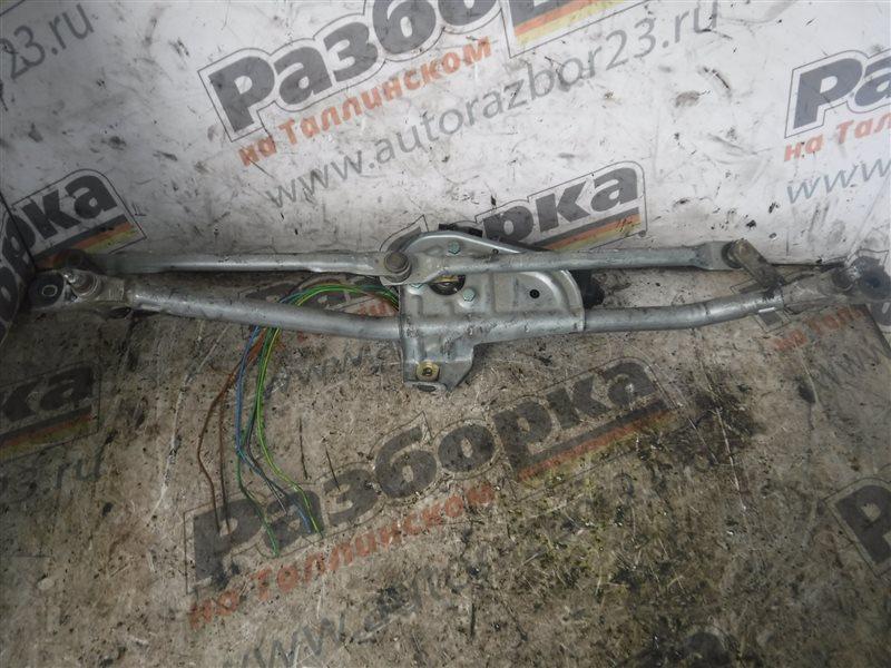 Механизм стеклоочистителя Vw Passat B5 3B5 ADR 1998
