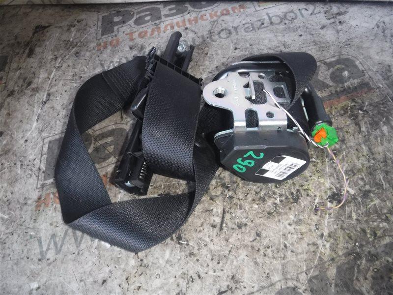 Ремень безопасности Vw Crafter 2E0 CKTC 2014 передний