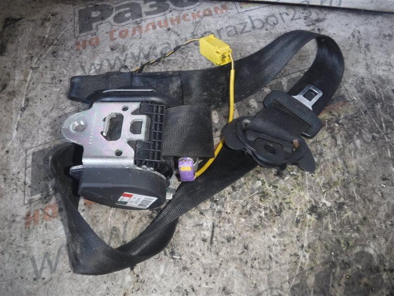 Ремень безопасности Vw Golf 5 1K1 BSE 2005 передний левый