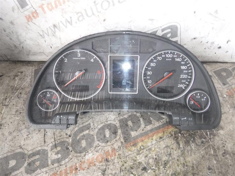 Панель приборов Audi A4 B6 AWX 2003