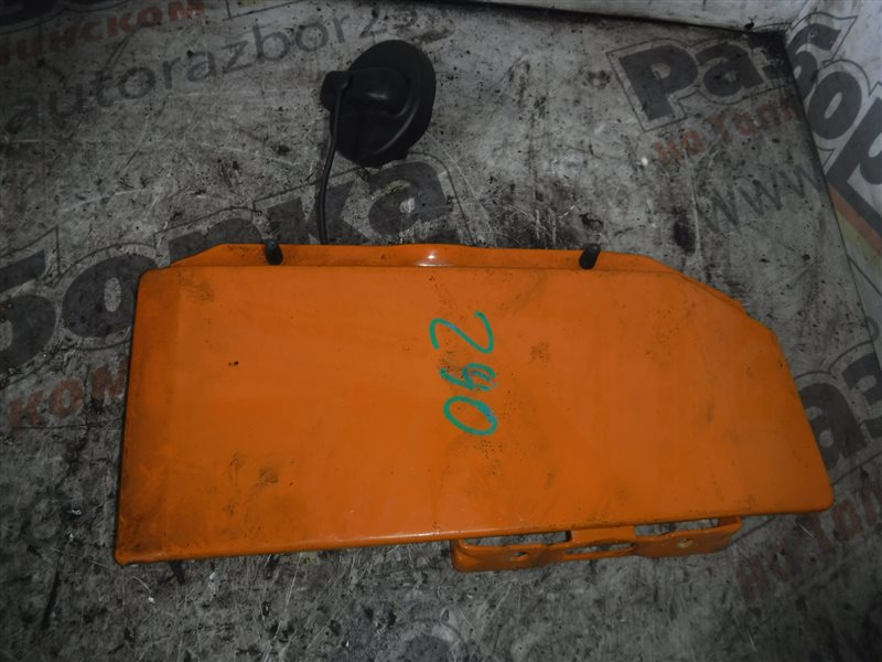 Лючок бензобака Vw Crafter 2E0 CKTC 2014