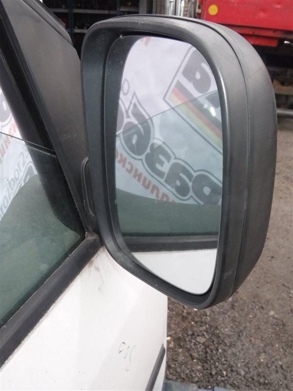 Зеркало Vw Caddy 2KB BLS 2008 переднее правое