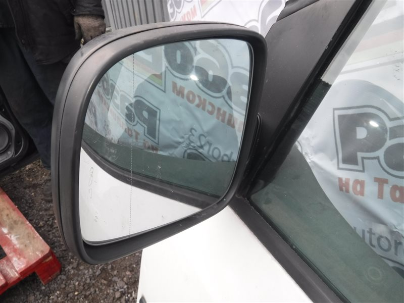 Зеркало Vw Caddy 2KB BLS 2008 переднее левое
