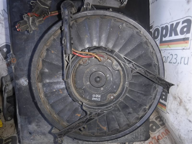 Вентилятор Vw Transporter T4 7DB AAB 1991 передний правый