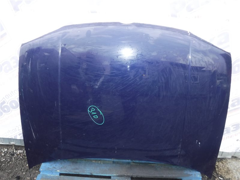 Капот Vw Golf 4 1J1 APE 2000 передний