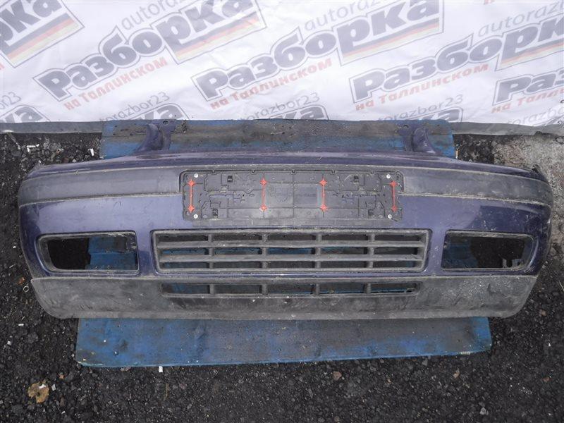 Бампер Vw Golf 4 1J1 1999 передний