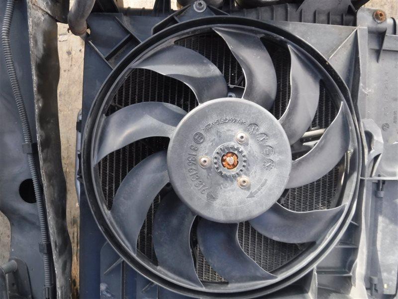 Вентилятор радиатора кондиционера Vw Transporter T5 7HB BRR 2005