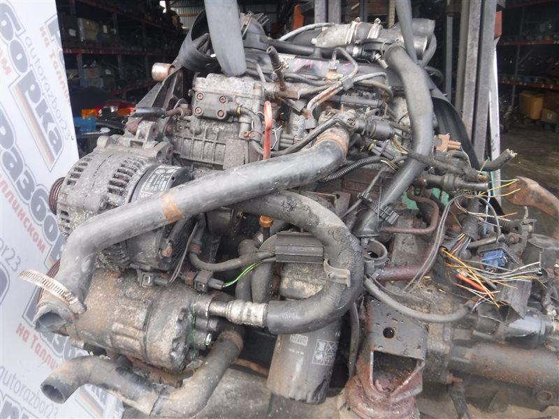 Двигатель Vw Golf 3 1H1 1Z 1996