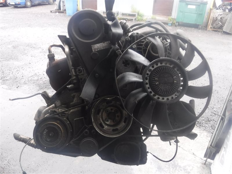 Двигатель Vw Passat B5 3B6 ALZ 2002