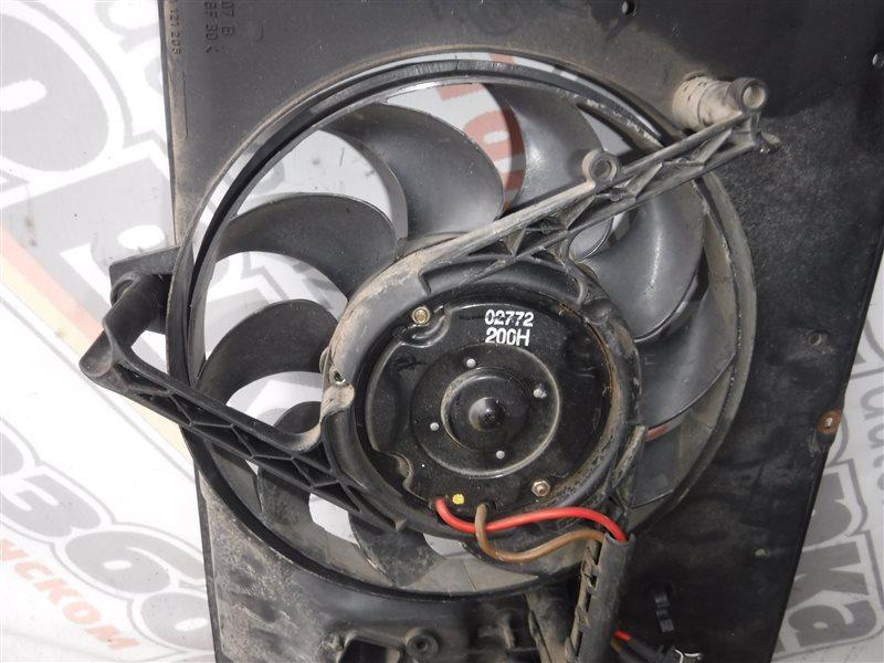 Вентилятор радиатора Vw Transporter T4 7DB ABL 1999 передний правый