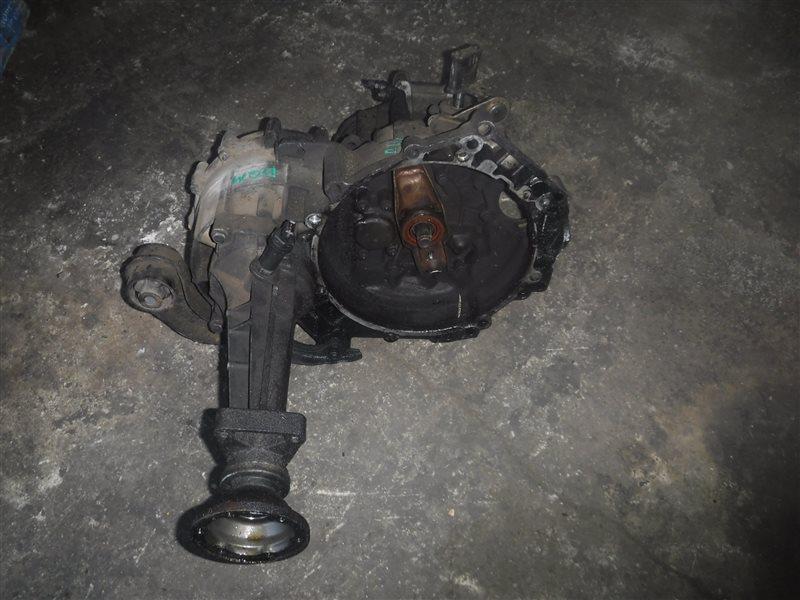 Коробка переключения передач мкпп Vw Transporter T4 7DB ABL 1999